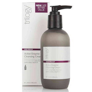 OZWIN - Trilogy Age-Proof Active Enzyme Cleansing Cream
