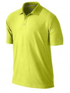 NIKE - Shadow Embossed Golf Polo