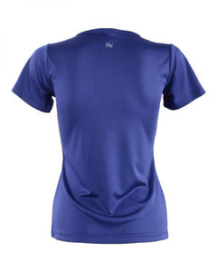 RIGHTWAY - Outréfit Round Neck Navy Blue