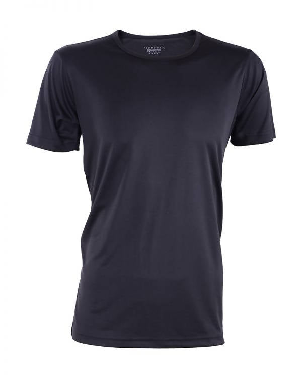 RIGHTWAY - Outré fit Round Neck Pirate Black