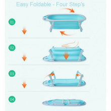 Load image into Gallery viewer, OSUKI - Foldable Baby Bath Tub