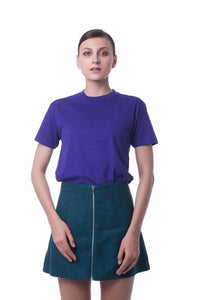 RIGHTWAY - Cotton Round Neck - Majesty Purple