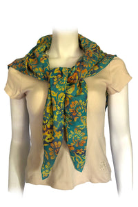 ARIZALI - Square Scarf - 10 Flow