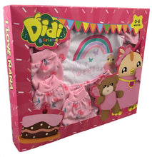 Load image into Gallery viewer, DIDI & FRIENDS - 5Pcs Gift Set - Girl