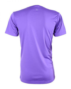 RIGHTWAY - Outré fit Round Neck Majesty Purple