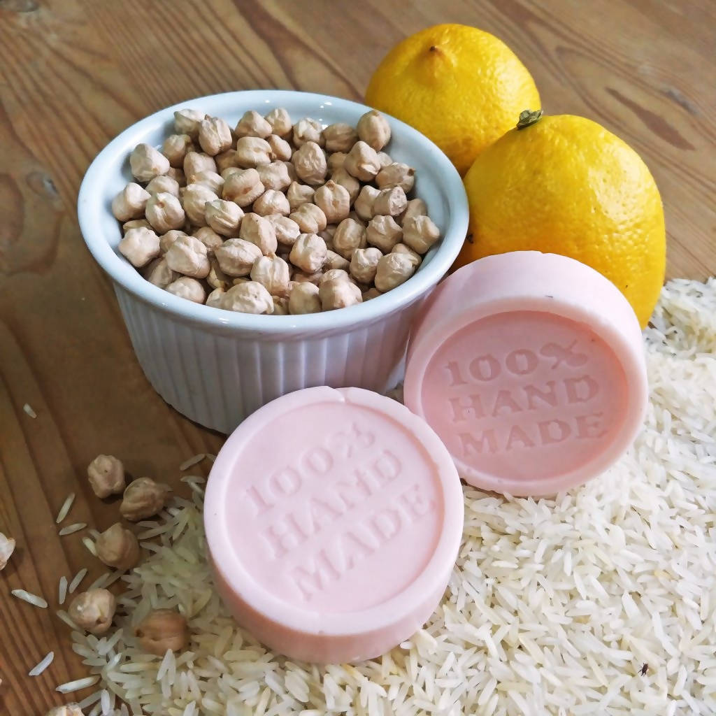 MANJA SKIN - Puteri Lilin Face Soap