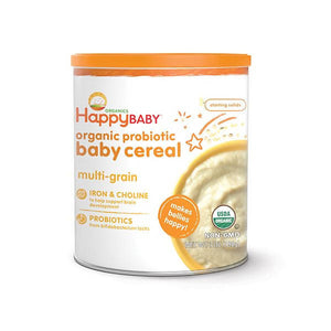 ECOPEAKS - Happy Baby Cereal - Multigrain (198g)