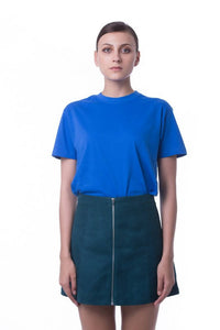 RIGHTWAY - Cotton Round Neck - Royal Blue