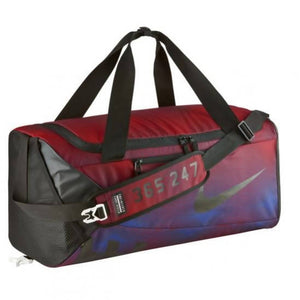 NIKE - ALPHA ADAPT CROSSBODY GRAPHIC DUFFEL BAG - UNIVERSITY RED