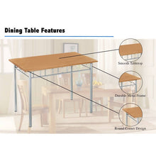 Load image into Gallery viewer, OSUKI - Home Dining Table Chair Set (5 IN 1) AH79
