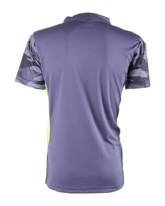 RIGHTWAY - Outré fit Sublimation Round Neck Knight Grey