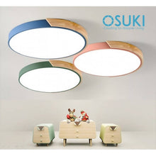 Load image into Gallery viewer, OSUKI - LED 18W 30CM Ceiling Light GW77 (WHITE LIGHT)