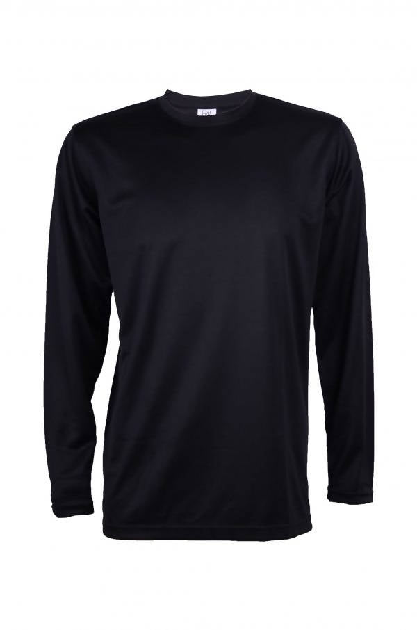 RIGHTWAY – Long Sleeve Outréfit Basic - Pirate Black
