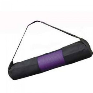 OSUKI - Yoga Mat 10MM Non Slip Sports Authentic Fitness Purple (WITH CARRY BAG)