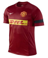 Load image into Gallery viewer, NIKE - Manchester United Soccer Training Top