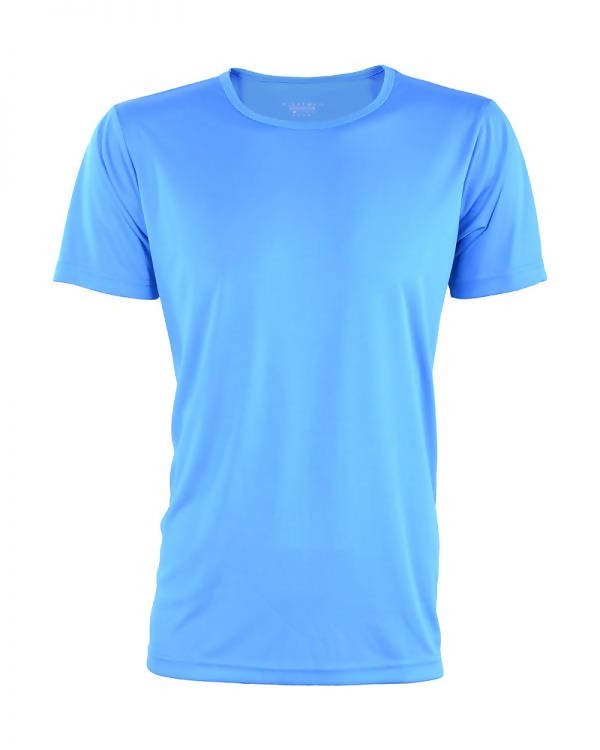 RIGHTWAY - Outré fit Round Neck Royal Blue