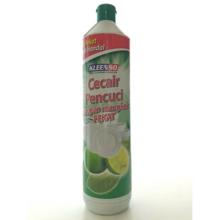 OSUKI - Kleenso Dishwash Liquid Lime 900ML