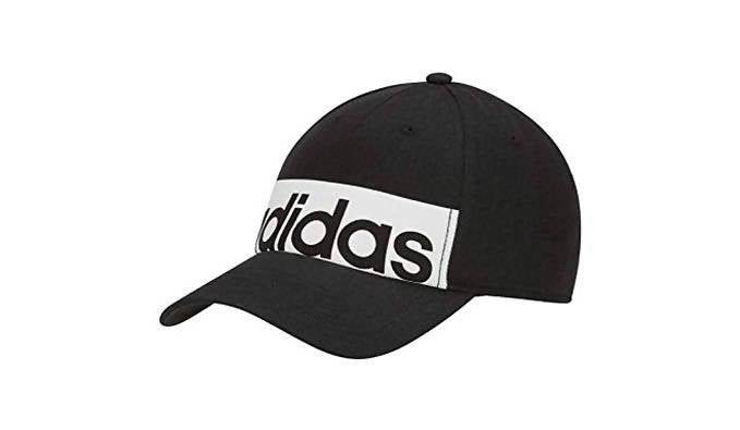 ADIDAS - Classic Five-Panel Linear Cap - Black S98157