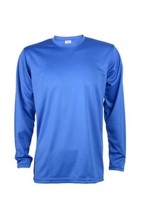 RIGHTWAY – Long Sleeve Outréfit Basic - Royal Blue