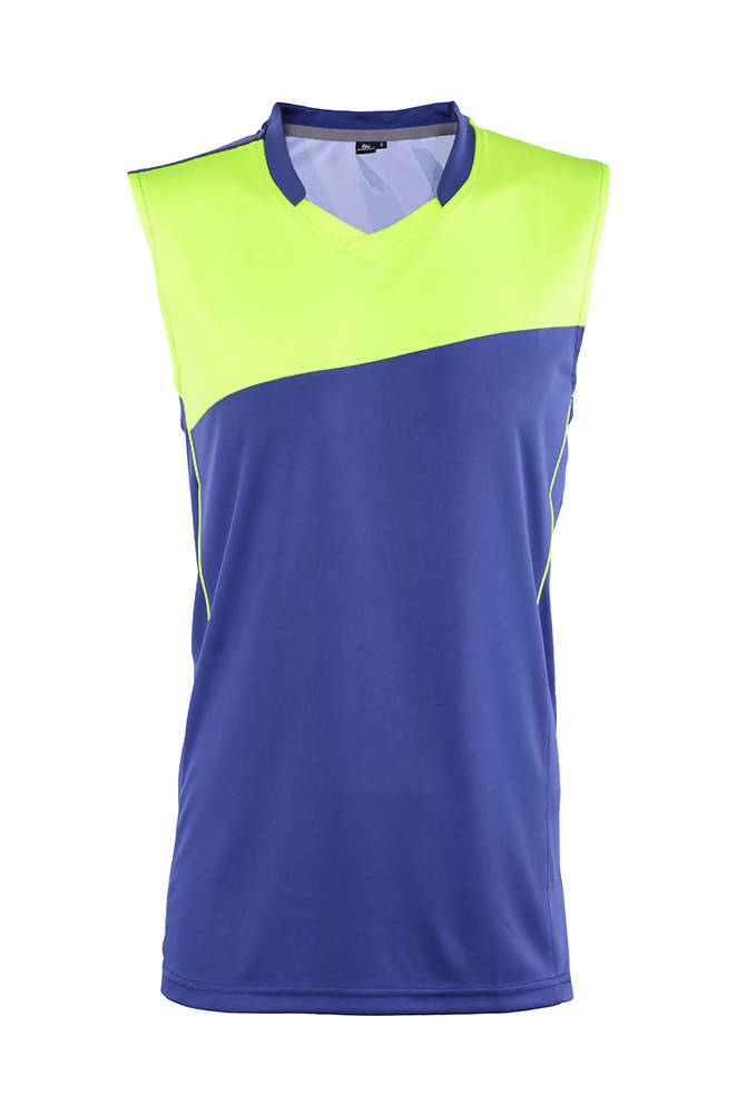 RIGHTWAY - Outréfit Running Sleeveless Navy Blue