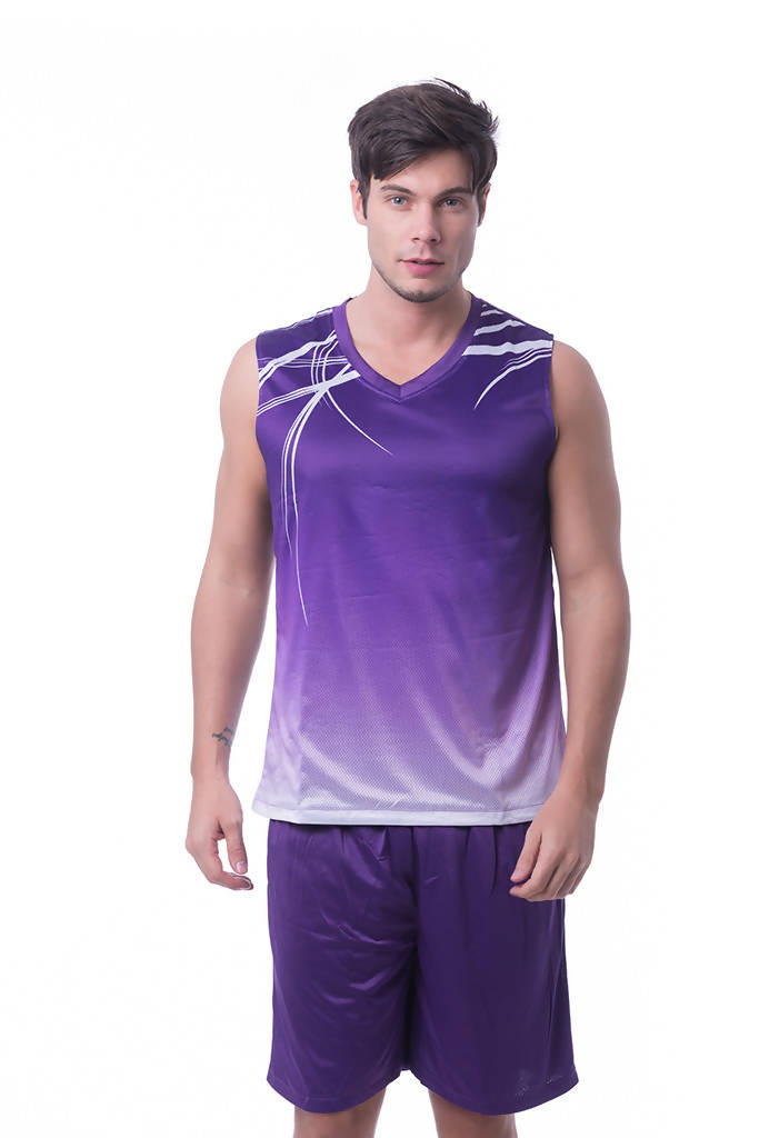 RIGHTWAY - REVERSIBLE BASKETBALL JERSEY