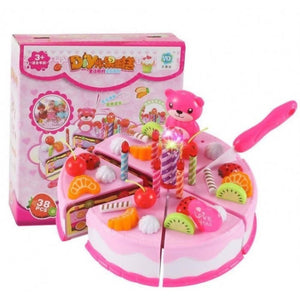 OSUKI - Toys Creative Fruit Cake Deco
