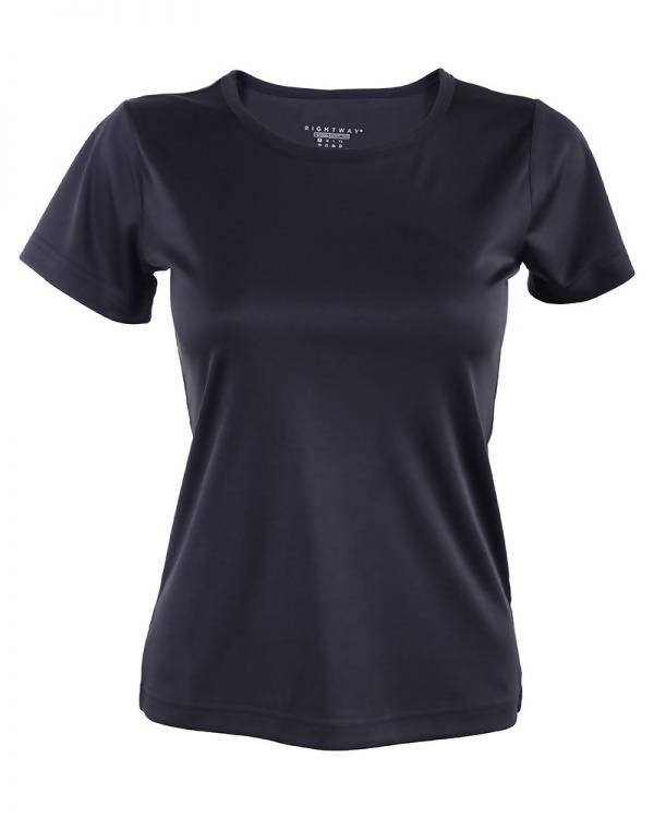 RIGHTWAY - Outréfit Round Neck Pirate Black