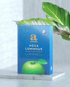 BRIGHT DIVA - AQUA LUMINOUS INTENSE HYDRATION MASK