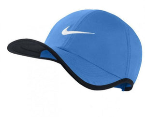 NIKE - Feather Light ADJ Cap Youth - Blue