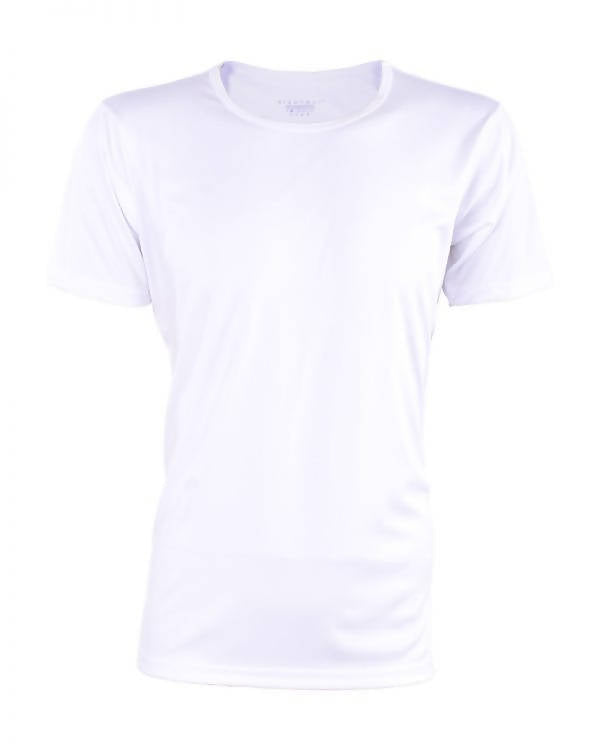 RIGHTWAY - Outré fit Round Neck Snowy White
