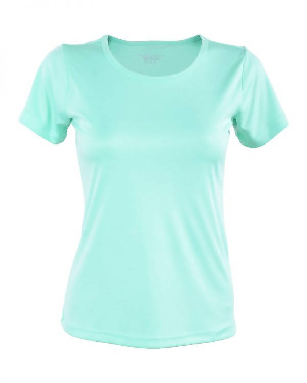 RIGHTWAY - Outréfit Round Neck Icy Mint