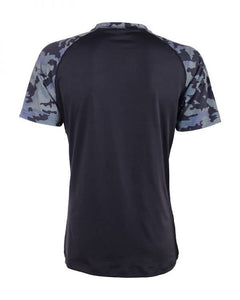 RIGHTWAY - Outré fit Sublimation Round Neck Army Green