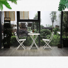 Load image into Gallery viewer, OSUKI - Outdoor Garden Table And Chair Set (3 IN 1)