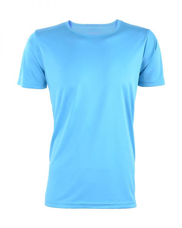 RIGHTWAY - Outré fit Round Neck Turquoise