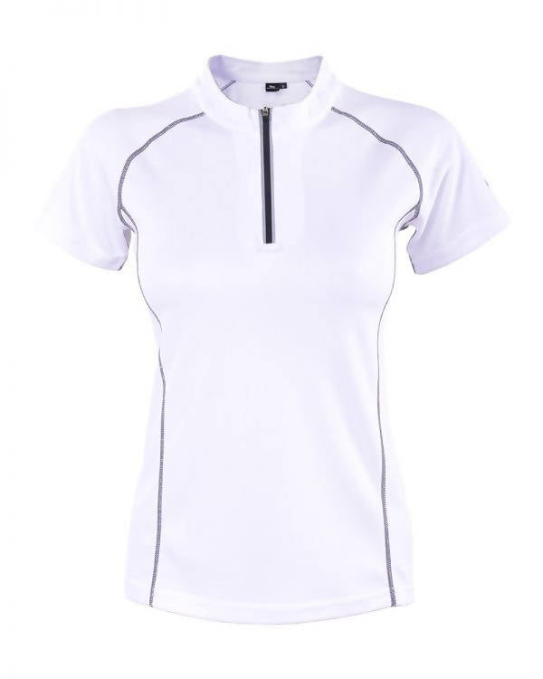 Rightway - Outréfit Reflective Zipper Snowy White