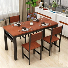 Load image into Gallery viewer, OSUKI - Home Dining Chair Set 4PCS AD75