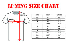 Load image into Gallery viewer, LI-NING - T-shirt Neon Lime