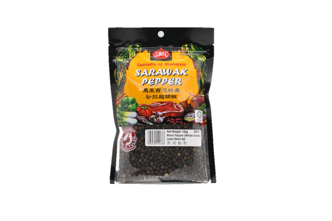 DELIFESTYLE -Sarawak Black Pepper - Whole Grain