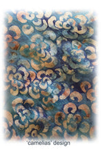 Load image into Gallery viewer, ARIZALI - Square Scarf - Camelias