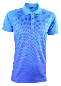 RIGHTWAY - Men's Outréfit Collared Royal Blue