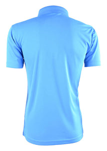 RIGHTWAY - Men's Outréfit Collared Ocean Blue