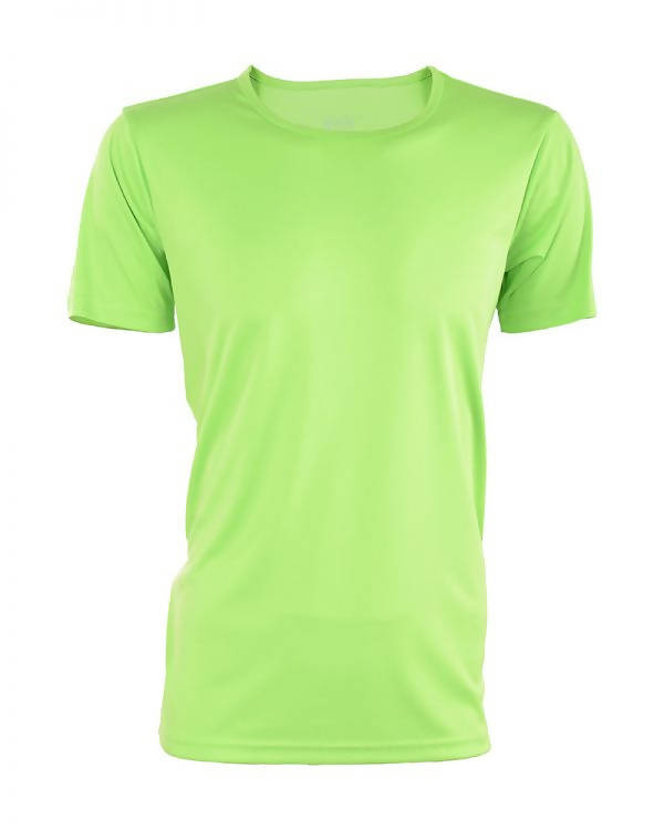RIGHTWAY - Outré fit Round Neck Apple Green