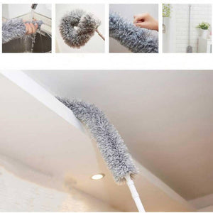 OSUKI - Multi-Function Bendable Cleaning Duster (GREY)