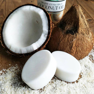 MANJA SKIN - Tropical Coconut Body Soap