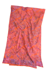 ARIZALI - Mini Sarong V Smoky - Orange & Purple