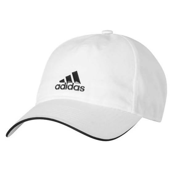 ADIDAS - Training Classic Five-Panel Climalite Cap - White