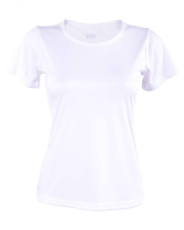 RIGHTWAY - Outréfit Round Neck Snowy White