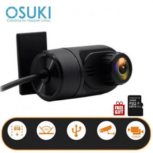 Load image into Gallery viewer, OSUKI - HD Car Camera USB (Free 32GB Memory Card)