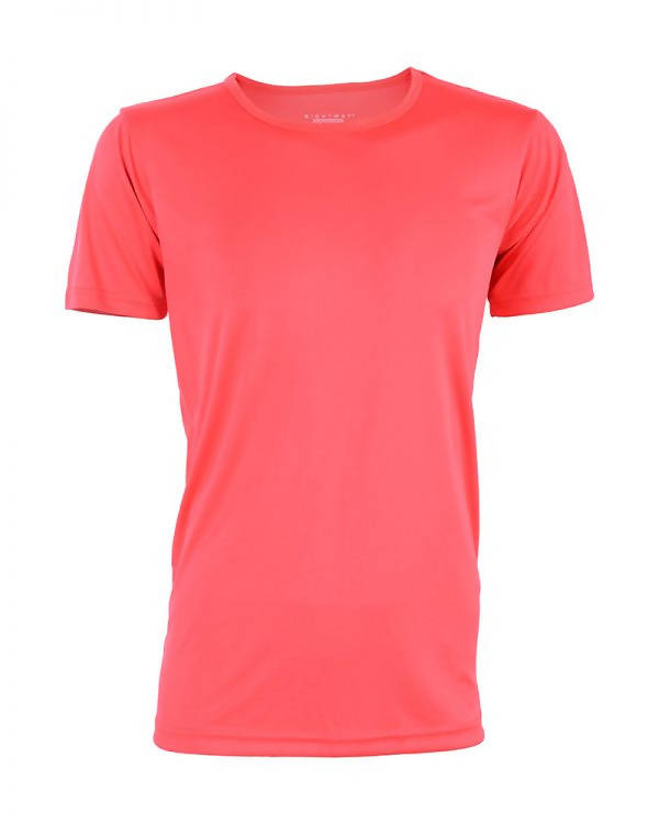 RIGHTWAY - Outré fit Round Neck Classic Red