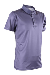 RIGHTWAY - Outréfit Reflective Design Polo - Knight Grey